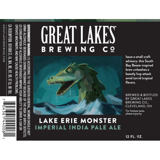 Lake Erie Monster