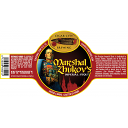 Marshal Zhukovs Imperial Stout