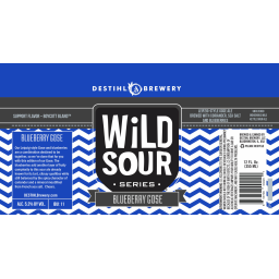 Wild Sour Series Blueberry Gose