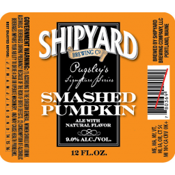 Smashed Pumpkin Pugsleys Signature Series