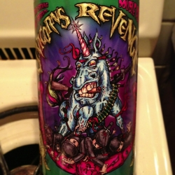This Unicorn got his Revenge! @PipeworksBrewin #brewvu http://t.co/rG80Wv2JMP
