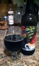 @PipeworksBrewin Mocha Abduction. Chocolate, coffee, vanilla. Perfect dessert after gardening in the cold. #brewvu http://t.co/FYmfyO6AJo