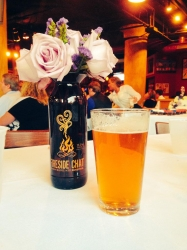 Lakefront Extended Play at beer wedding. #brewvu http://t.co/kZ475I1N0h