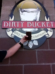 Hello from @TheDirtyBucket #brewvu #craftbeer #washingtonbeer http://t.co/keg2i7952r