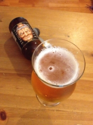 Don't know why he's smiling, it's my last one. #brewvu http://t.co/cxVYGNO140