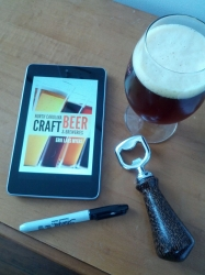 You guys think I can get @topfermented to sign this version of his book? #brewvu #ncbeer http://t.co/oR5QGfgV