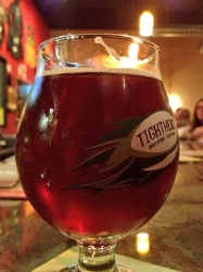 Reformator Doppelbock freshly tapped at @TightHeadBrew? No brainer. #brewvu http://t.co/9KfmMGf3Iz