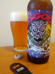 If I end up going to bed early, I will be blaming @3floyds because I'm American and that's what we do.