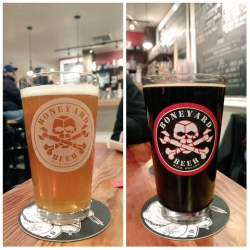 @BoneyardBeer @lardopdx Tap takeover! Notorious triple IPA, Black 13  #brewvu #oregon #craftbeer https://t.co/J174kR6MbA