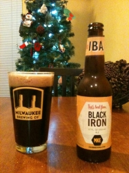 Milwaukee Black Iron IBA. I like IBA's. #brewvu http://t.co/kd9fBalU