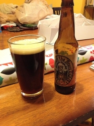 Wrapping presents with Bobby Bruce. #brewvu http://t.co/N5kKqOZg