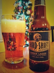 Santa worked late the other night and left a very clear twist off in my stocking. #brewvu http://t.co/zT0Zt0NvxZ