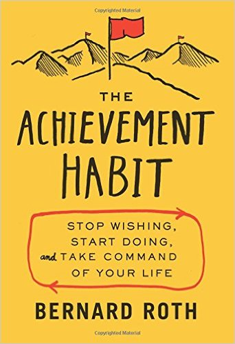 The Achievement Habit Book Cover