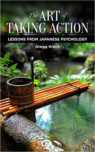 The Art of Taking Action Book Cover