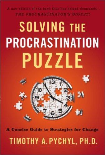 Solving the Procrastination Puzzle Book Cover