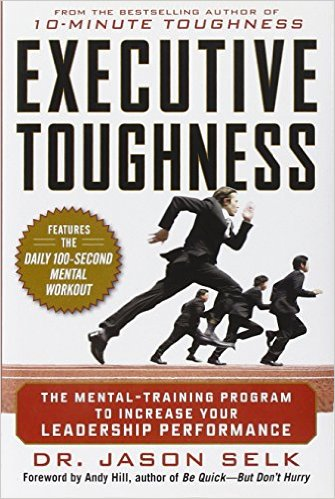 Executive Toughness Book Cover