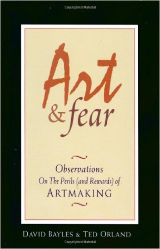 Art and Fear Book Cover