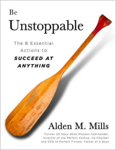 Be Unstoppable Book Cover
