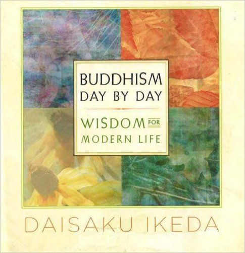 Buddhism Day by Day Book Cover