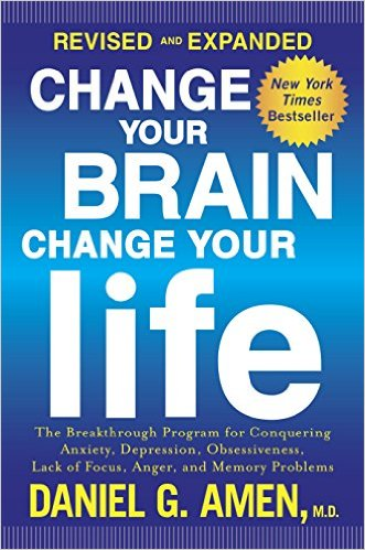 Change Your Brain, Change Your Life Book Cover