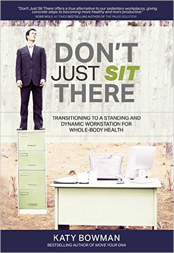 Don't Just Sit There Book Cover