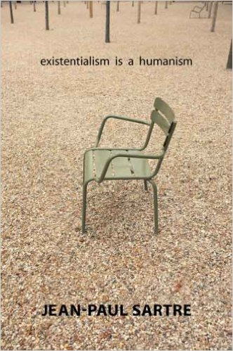 Existentialism Is a Humanism Book Cover