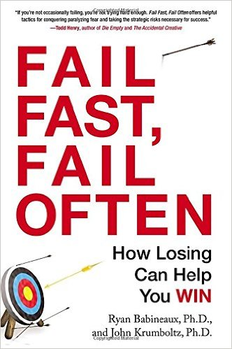 Fail Fast, Fail Often Book Cover