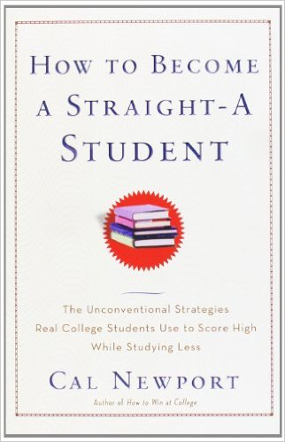How to Become a Straight-A Student Book Cover