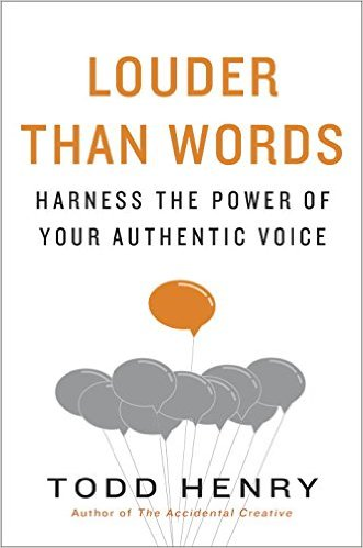 Louder than Words Book Cover