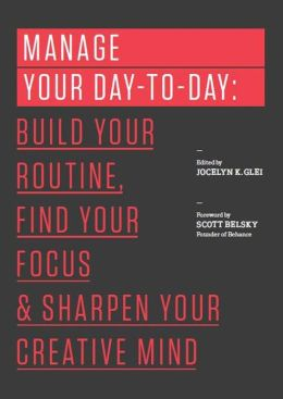 Manage Your Day-to-Day Book Cover