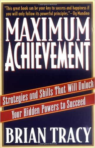 Maximum Achievement Book Cover
