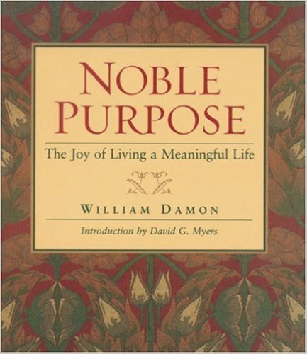 Noble Purpose Book Cover