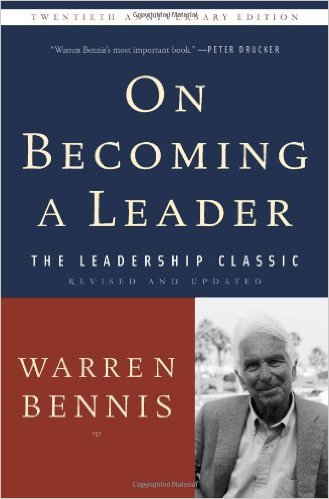 On Becoming a Leader Book Cover