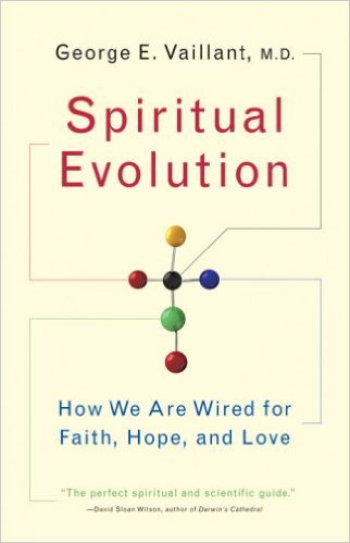 Spiritual Evolution Book Cover