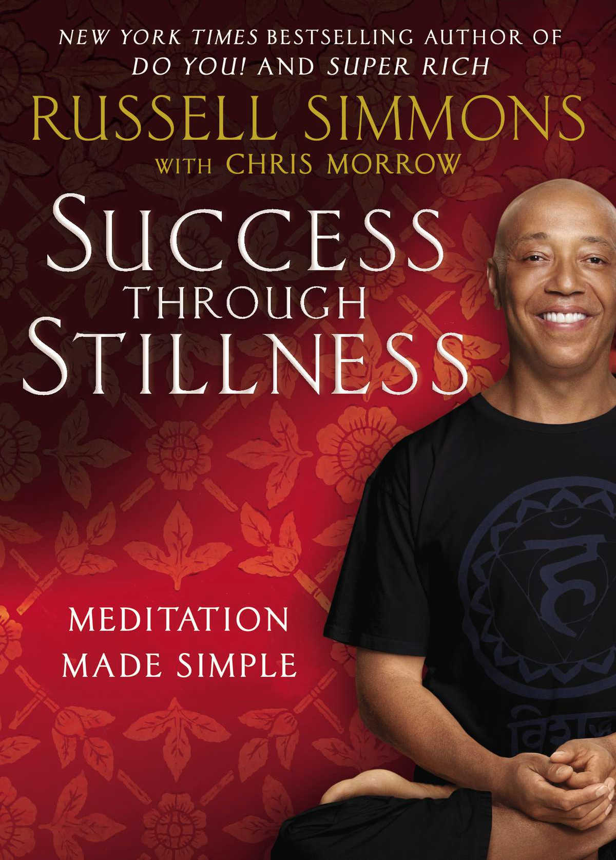 Success Through Stillness Book Cover