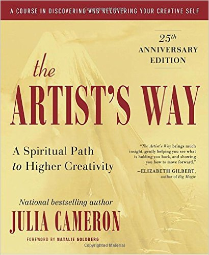 The Artist's Way Book Cover