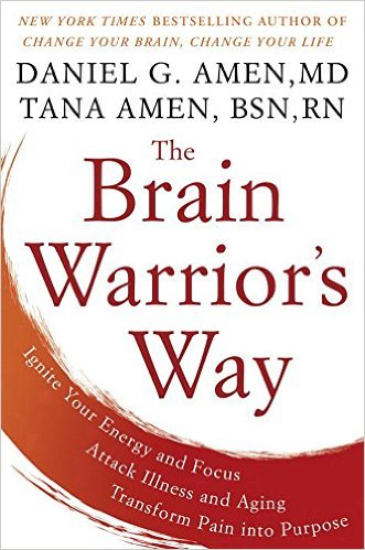 The Brain Warrior's Way Book Cover