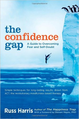 The Confidence Gap Book Cover