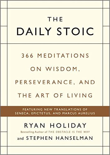 The Daily Stoic Book Cover