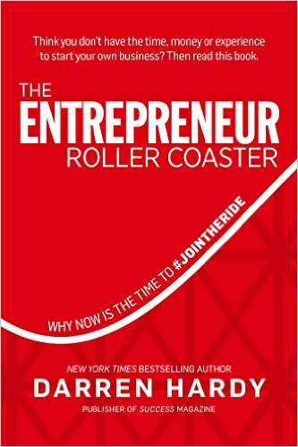 The Entrepreneur Roller Coaster Book Cover