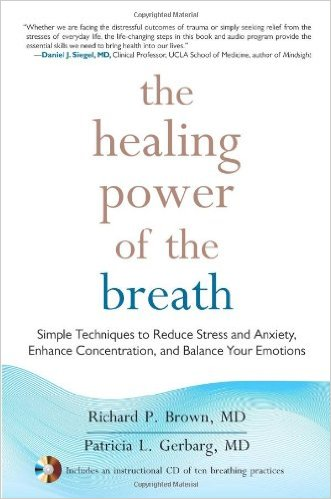 The Healing Power of the Breath Book Cover