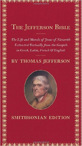 The Jefferson Bible Book Cover