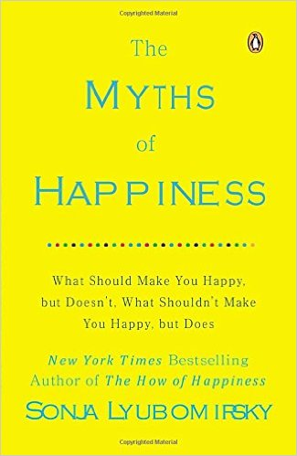 The Myths of Happiness Book Cover