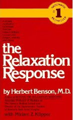 The Relaxation Response Book Cover