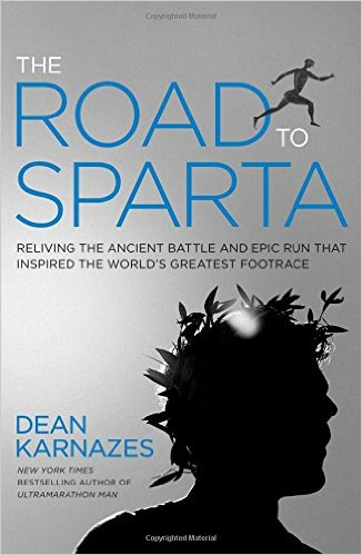 The Road to Sparta Book Cover