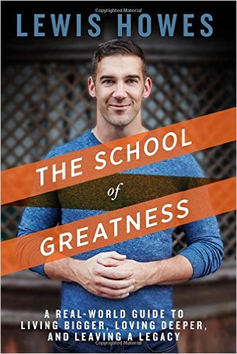 The School of Greatness Book Cover
