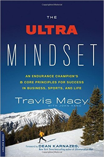 The Ultra Mindset Book Cover
