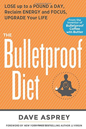 The Bulletproof Diet Book Cover