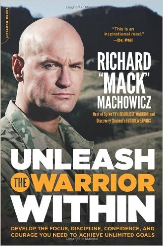 Unleash the Warrior Within Book Cover