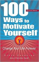 100 Ways to Motivate Yourself Book Cover